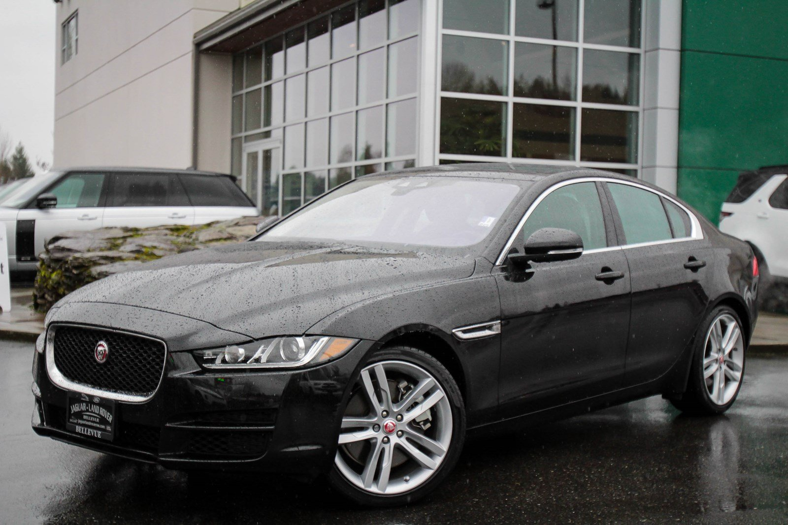 Certified Pre-Owned 2017 Jaguar XE 35t Prestige