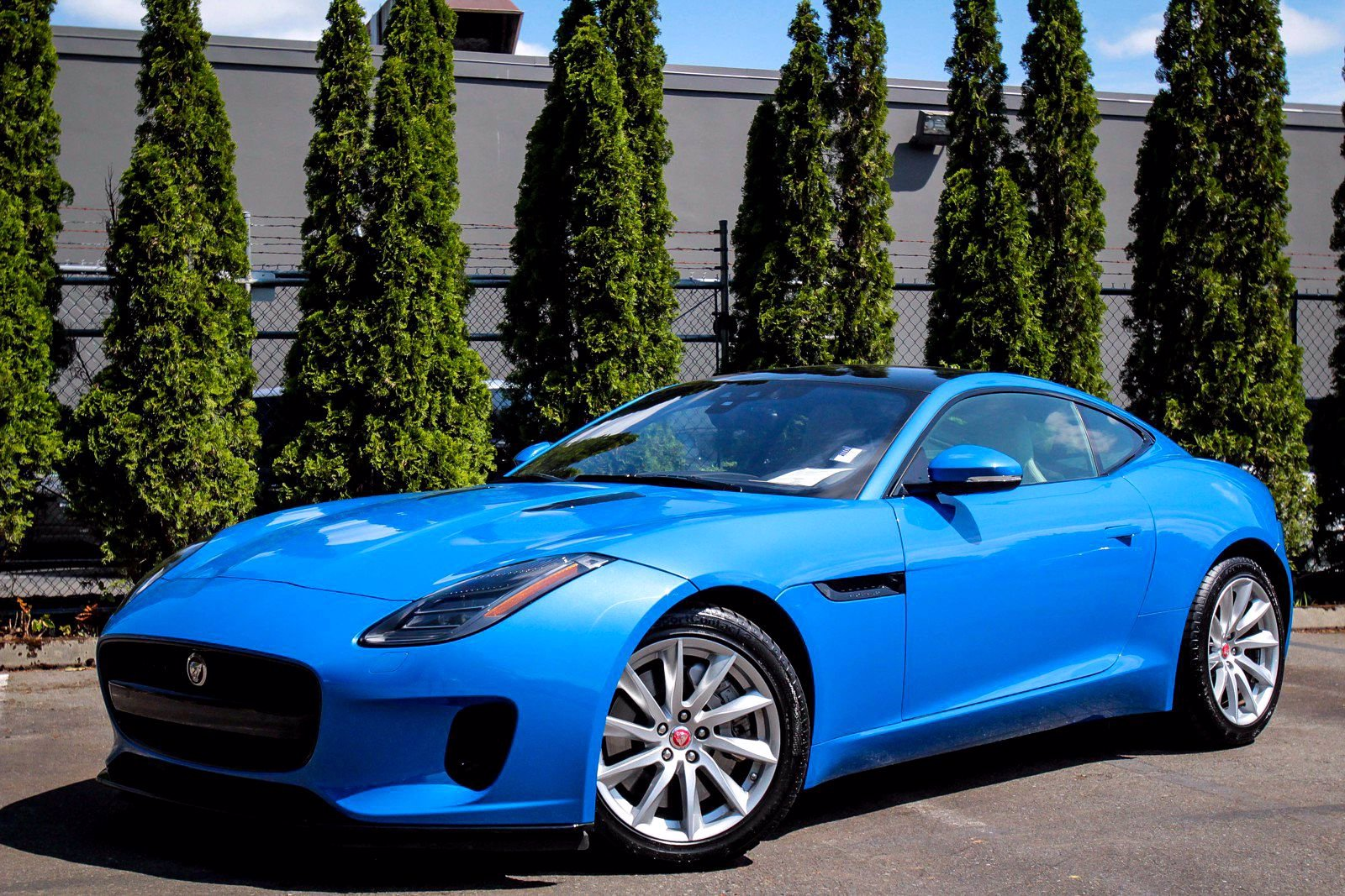 Pre-Owned 2020 Jaguar F-TYPE P340