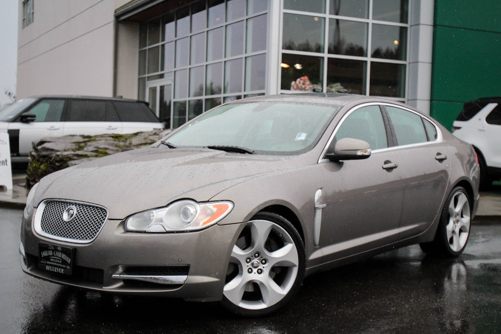 Pre-Owned 2009 Jaguar XF Supercharged