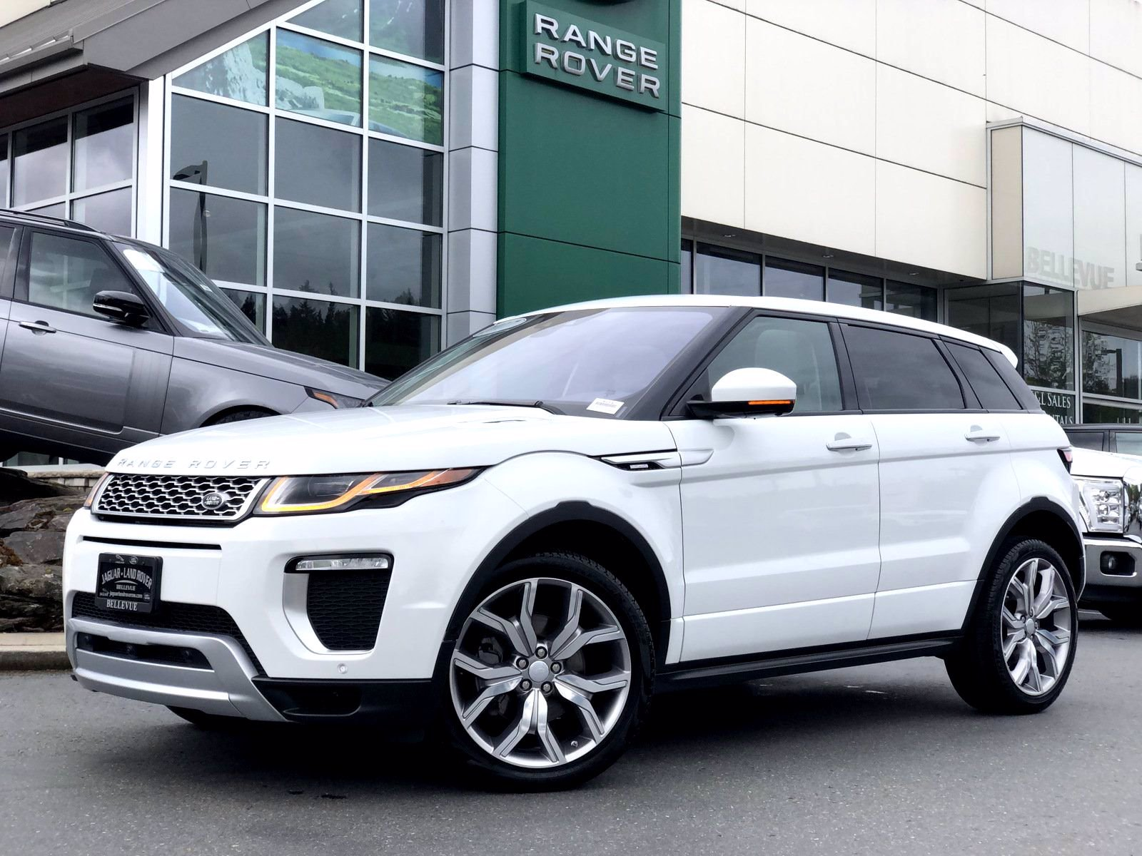 rover range evoque autobiography owned pre land 4wd navigation