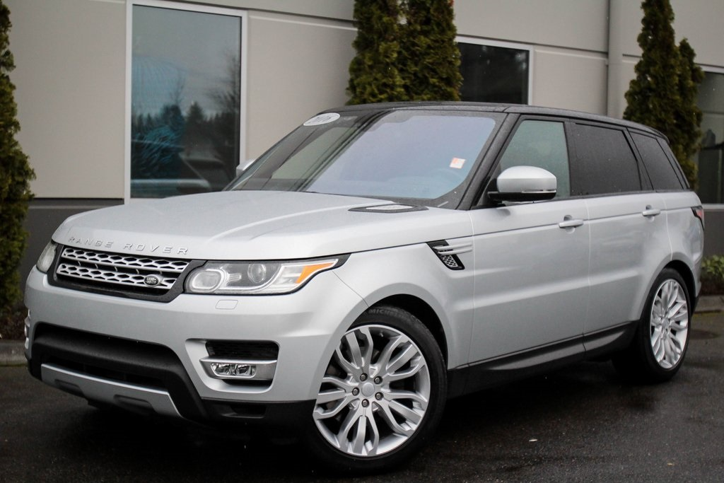 Pre-Owned 2016 Land Rover Range Rover Sport HSE Td6