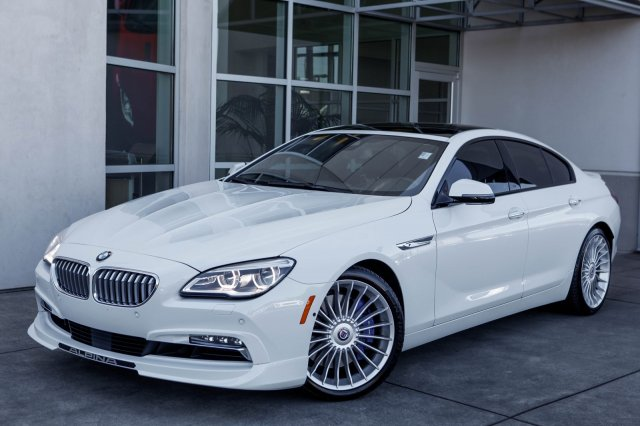 Pre-Owned 2018 BMW 6 Series ALPINA B6 xDrive