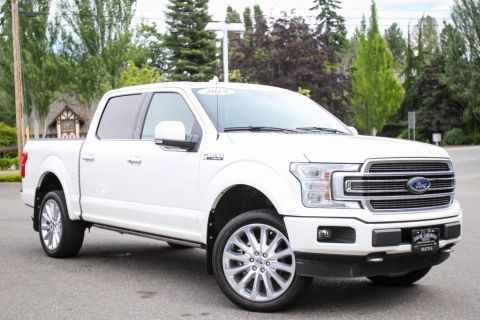 Pre-Owned 2018 Ford F-150 Limited