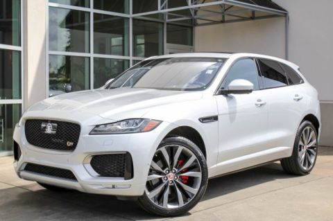 Certified Pre-Owned 2017 Jaguar F-PACE First Edition