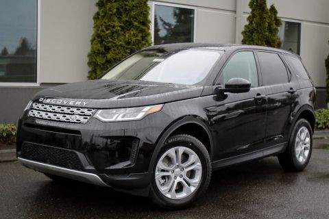 New 2020 Land Rover Discovery Sport P250