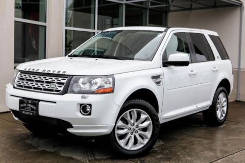Pre-Owned 2014 Land Rover LR2 4DR AWD