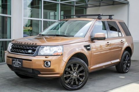 Pre-Owned 2015 Land Rover LR2 HSE