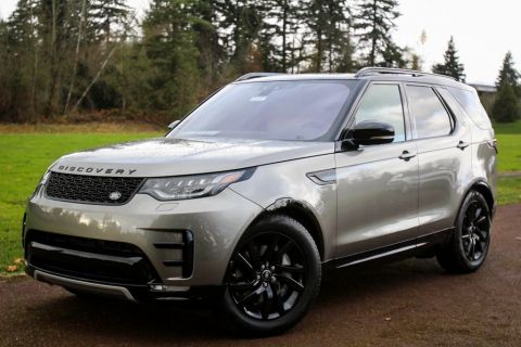 New 2020 Land Rover Discovery Landmark Edition