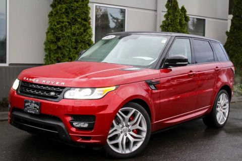 Pre-Owned 2015 Land Rover Range Rover Sport Autobiography