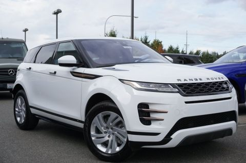 New 2020 Land Rover Range Rover Evoque MHEV R-Dynamic S P300