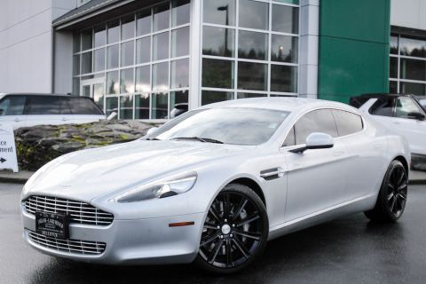 Pre-Owned 2011 Aston Martin Rapide Luxury