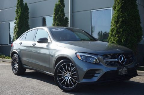 Pre-Owned 2018 Mercedes-Benz GLC GLC 43 AMG® Coupe